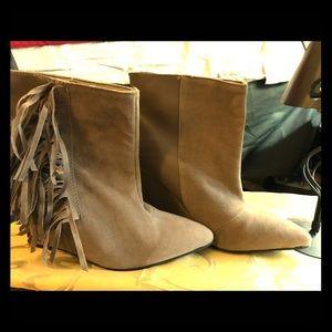 Qupid-Style:MADDOX-07 Shoe Boot